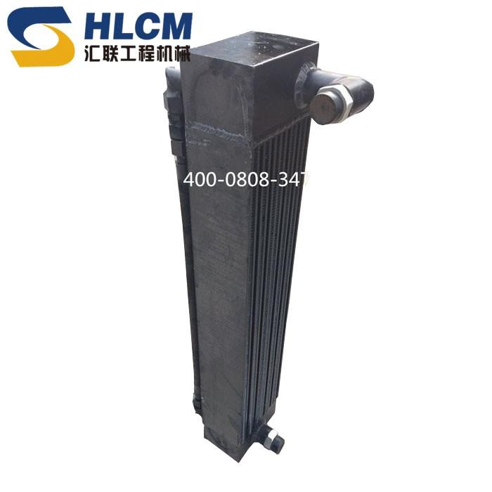 斗山503液压油散热器