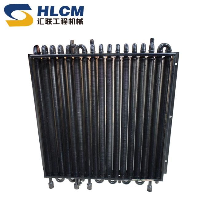 柳工50C螺旋管散热器