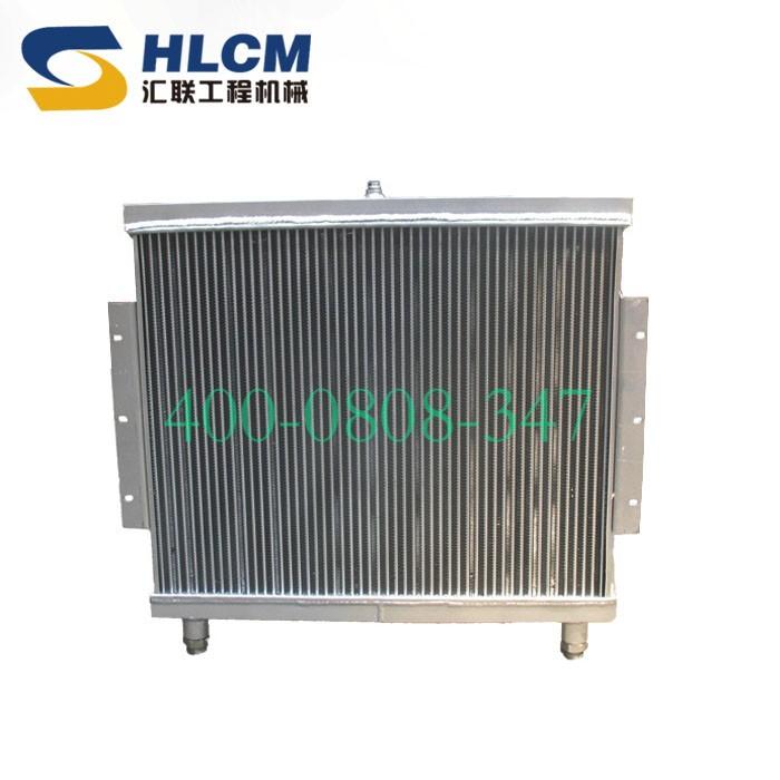 厦工951传动油散热器