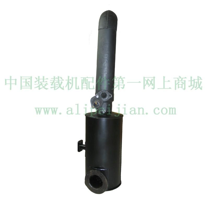 D6114消声器立式